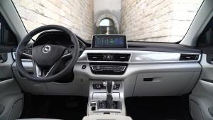 新车完全手册:汉腾X5车载互联系统