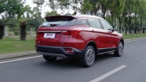 新车完全手册:汉腾X5安全驾驶功能篇