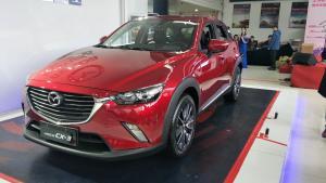 年轻不容小觑!全新进口MazdaCX-3福州上市