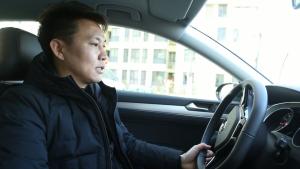 车主说新款迈腾 1.4T动力享受1.8T驾驶感受