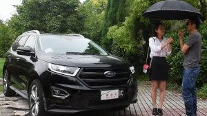 汉兰达也卖不过它,试驾7座SUV新晋天王福特锐界