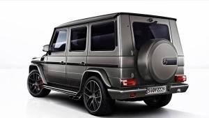奔驰第二款EQ概念车来了,提前看法拉利的SUV