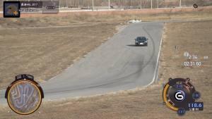 2017款奥迪A6L TFSI技术型 赛道操控