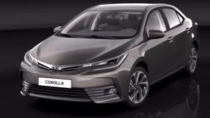 2018丰田Corolla全球首发抢先看