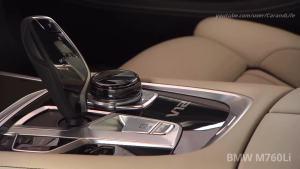 奔驰S63 AMG与宝马M760Li 对比