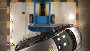 2016款 雷诺 Scenic 欧盟新车安全评鉴协会 全面测试