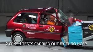 有影响力的车辆安全测试可以敦促汽车厂商更重视安全