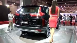 全新本田CR-V 2018  Auto Expo