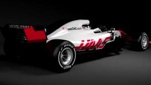 F1的赛车好厉害