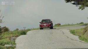 本田CR-V 车头整体更加厚实