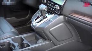 本田CR-V 溜背式造型依然运动