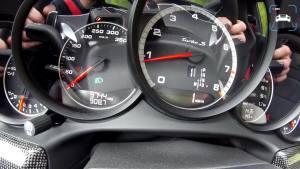 炸裂马力 保时捷911 Turbo S 750马力 加速0-312 km