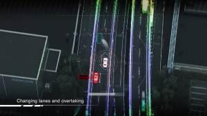 丰田自动驾驶
