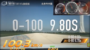 WEY VV7 超级评测车辆测试总览