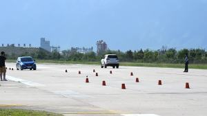 GL6 超级评测高速躲避障碍物测试