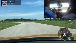 宝马125i超级评测赛道操控测试