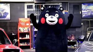 熊本熊:马自达MX5!乐趣十足!