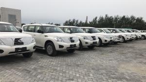 18款日产途乐XE4.0港口现车最低价格