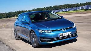 全新高尔夫将在明年投产,江淮大众首款电动车亮相