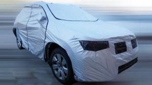 途观终于有了对手 一汽大众全新中型SUV曝光