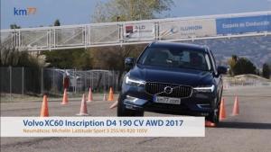 沃尔沃XC60麋鹿测试视频曝光