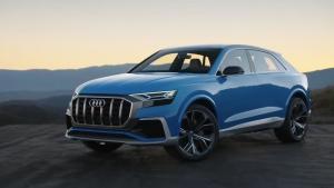 奥迪旗舰SUV将在中国全球首发,国产品牌的Q7车型下线