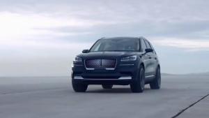 定义奢侈SUV,2019款林肯飞行员,真的是科技感十足