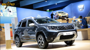 车展探访欧洲廉价车品牌Dacia,看完为中国宝骏点赞!
