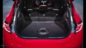 2019款丰田卡罗拉两厢版发布 丰田终于有钢炮了