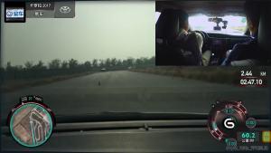 卡罗拉超级评测首页展示视频。
