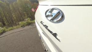 全新现代i30 Fastback N Line动态驾驶展示
