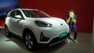 2018广州车展快评:KX3纯电动