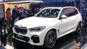 换代再加速 全新BMW X5