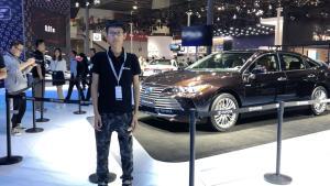 没有人在想念皇冠 一汽丰田新旗舰亚洲龙终于来了!