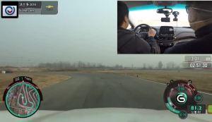雪佛兰沃兰多超级评测赛道操控测试
