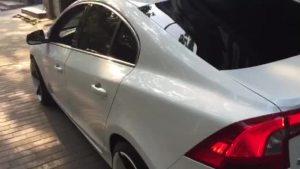 沃尔沃S60改装阀门排气 陕西丰雄汽车改装