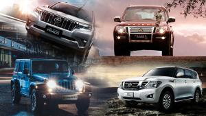 60万以内最值得购买的硬派SUV丨Benchmarker推荐榜
