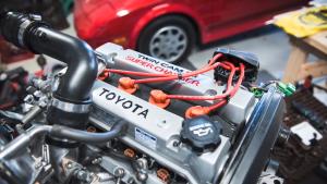 看得停不下来,丰田4A-GE发动机组装全过程