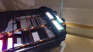 奥迪 e-tron电池组解析