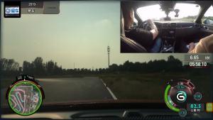 领克03超级评测赛道操控测试。
