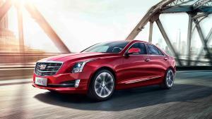 最值得购买的豪华中型轿车系列——凯迪拉克ATS-L