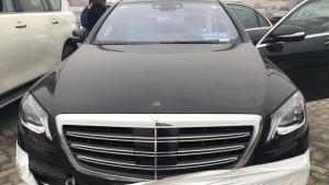 18款奔驰S450长轴四驱天津平行进口价格