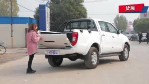 2017款 江铃域虎5 2.4T 手动 四驱 豪华版 柴油