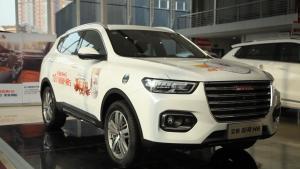 十万级国民SUV——全新哈弗H6冠军版