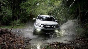 30万以内最值得购买的硬派SUV系列——mu-X