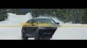 兰博基尼推出世界最速SUV-Urus