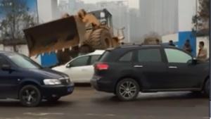 车被堵了怎么办