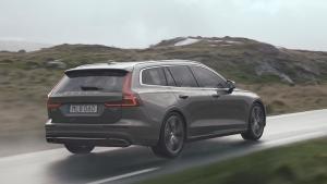 2019款沃尔沃V60旅行车发布 能否成为最佳旅行车?