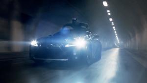 超级碗汽车广告 | 雷克萨斯LS500:黑豹