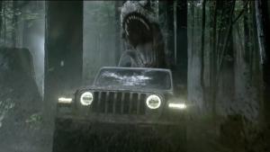 超级碗汽车广告 | Jeep牧马人:侏罗纪